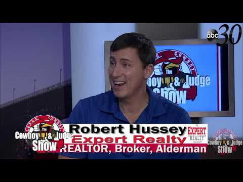 REALTOR, Broker Robert Hussey Talks Real Estate With Judge Mike Carter & Cardinal Cowboy on ABC KDNL from YouTube · Duration:  20 seconds