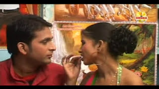 Chati Raja Ji Bhojpuri New Sexy Romantic Hot Girl Video Song 2012 From Kala Jamun