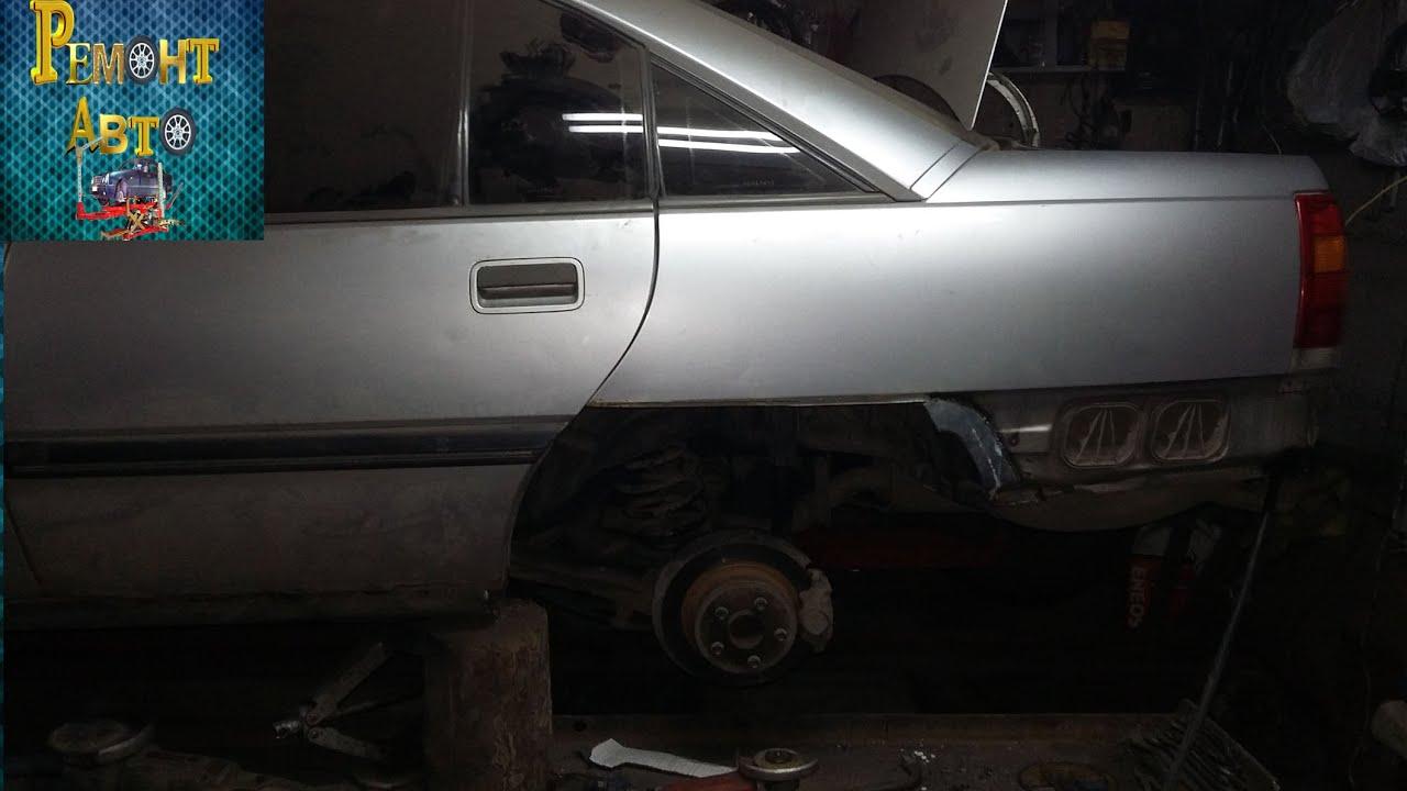ремонт авто потолков opel omega