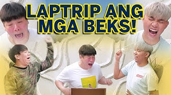 LAPTRIP NA WHAT'S IN THE BOX CHALLENGE WITH A TWIST   BEKS BATTALION