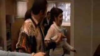 Furio and Carmela Dancing