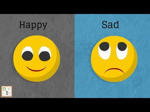 Learn Opposites For Kindergarten | English Words For Children, Toddlers,  Nursery Preschoolers