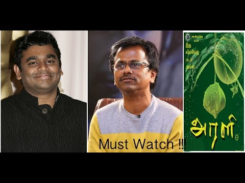 upcoming tamil movie 'Arali' -A R Rahman -A R Murugadoss2017