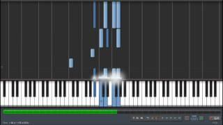 Dante - Fullmetal Alchemist   Piano Tutorial
