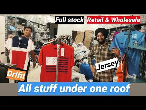 Export surplus warehouse || Jersey , shorts , trousers , t-shirt , shirts , jeans , lowers,drifit ||