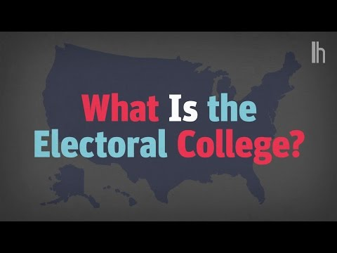 How the Electoral College Works, and Why We Have One