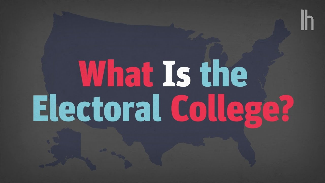 understanding the electoral college Host david eisenbach explains the history and purpose of the electoral college and why it is so important to america's democratic process.