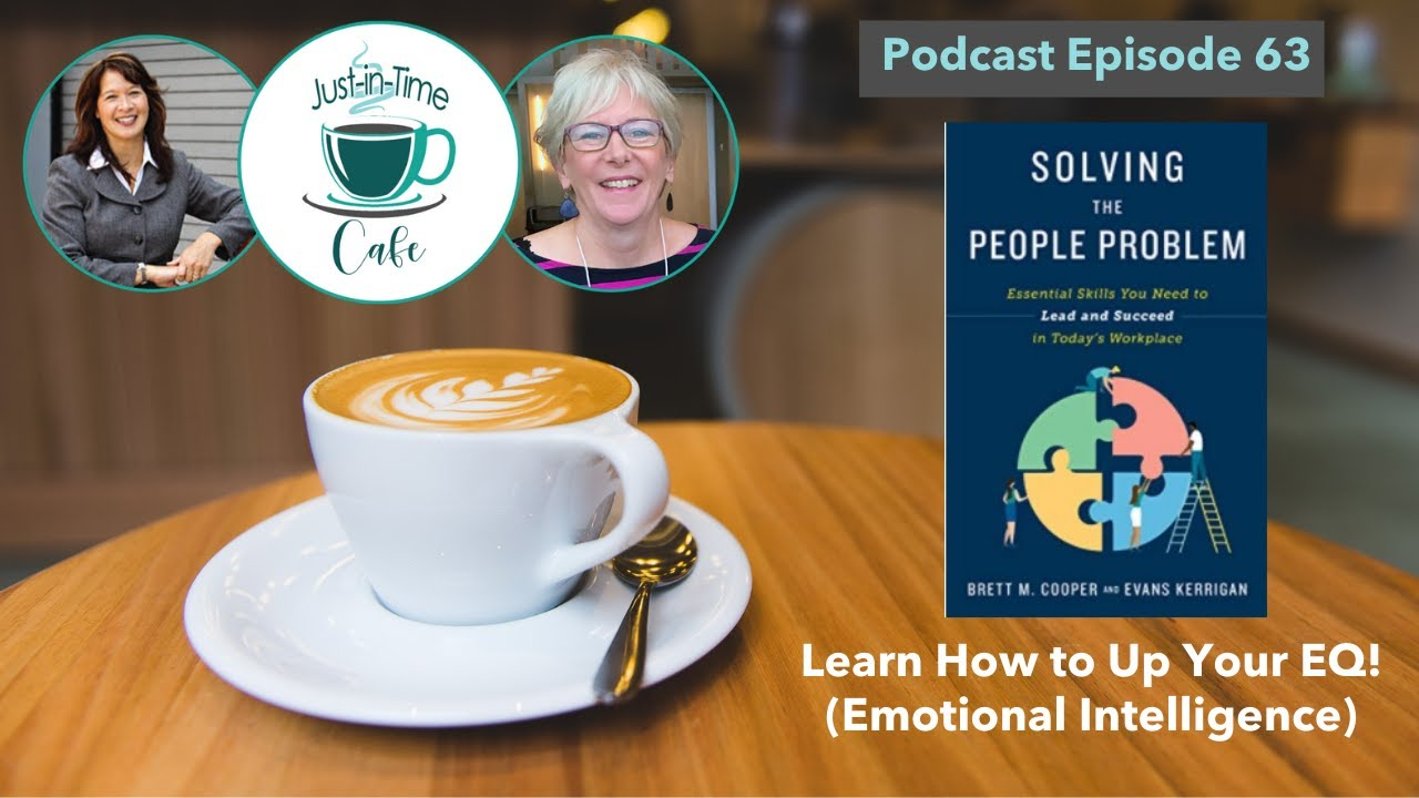 Solving the People Problem, featuring Brett Cooper and Evans Kerrigan