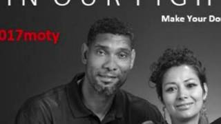 Tim Duncan to honor woman who beat blood cancer at benefit dinner
