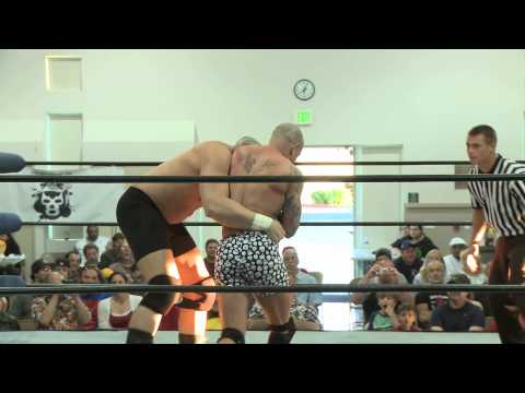"""The Reno Scum vs """"The Wrecking Ball"""" Paul Isadora - Gauntlet Match (Part 1/2)"""
