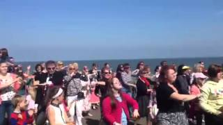 Broadstairs world record dance off