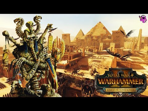 Total War Warhammer 2 - Missing Tomb Kings Lords, Heroes, and Units - Tomb Kings Army Roster