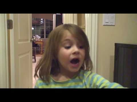 5 year old needs a job before getting married - funny!