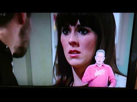 Funny sign language on British television