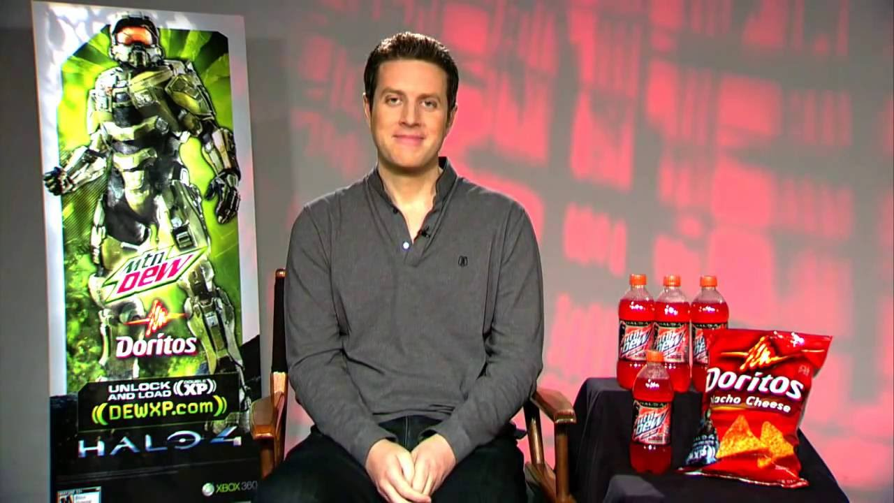 doritos and mtn dew xp an exclusive interview with geoff keighley
