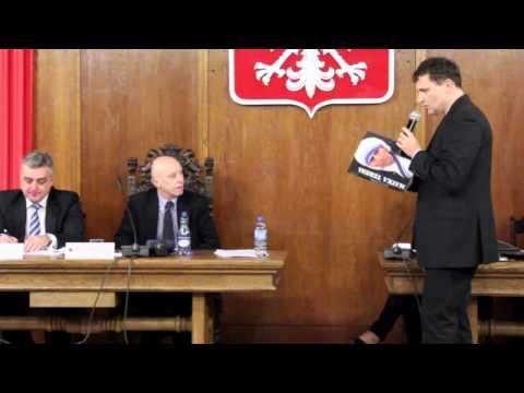 Świąteczny prezent dla burmistrza Szczecinek od opozycji