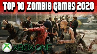 Top 10 Zombie Games On Xbox One 2020