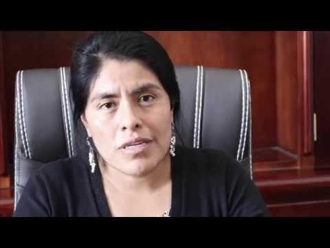 Entrevista a Eufrosina Cruz Mendoza, segunda parte. streaming vf