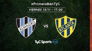 Almagro vs Atletico Atlanta full match