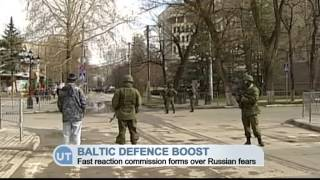 Baltic Defense Boost: Baltic states create joint commission to strengthen security cooperate