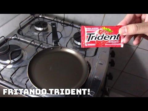 FRITANDO TRIDENT!