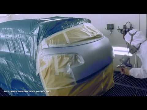 Покраска и полировка авто в Пензе. СТО G-CAR