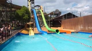 The Beast water slide (Kamikaze), Western Water Park, Magalug - Mallorca