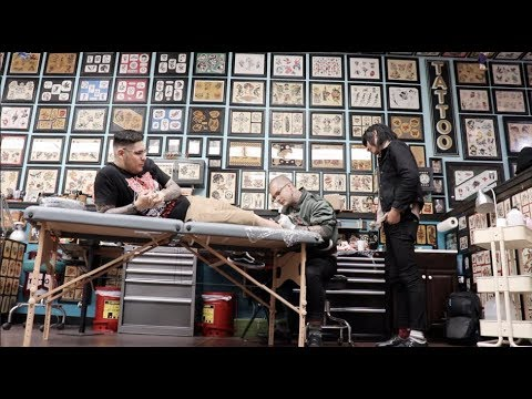 FUN FOR TATTOOING