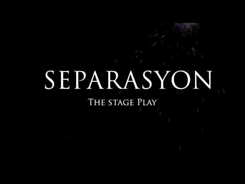 SEPARASYON - A Stage Play - sa panulat ni Lito Casaje 2013