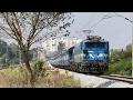 WAG 7 Glows with ARAKKONAM Passenger on tow - Indian Railways