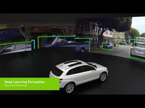 NVIDIA DRIVE Autonomous Vehicle Platform