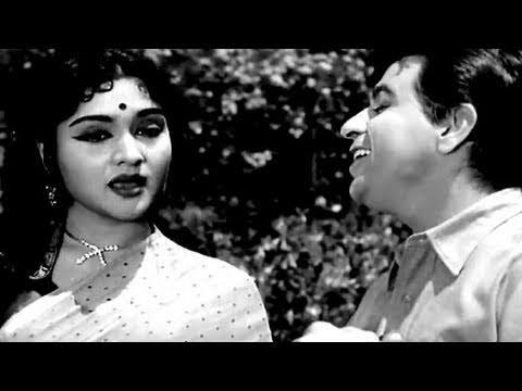 Jawani Mein Akelepan - Dilip, Vyjayantimala, Asha, Mohd. Rafi, Paigham Song