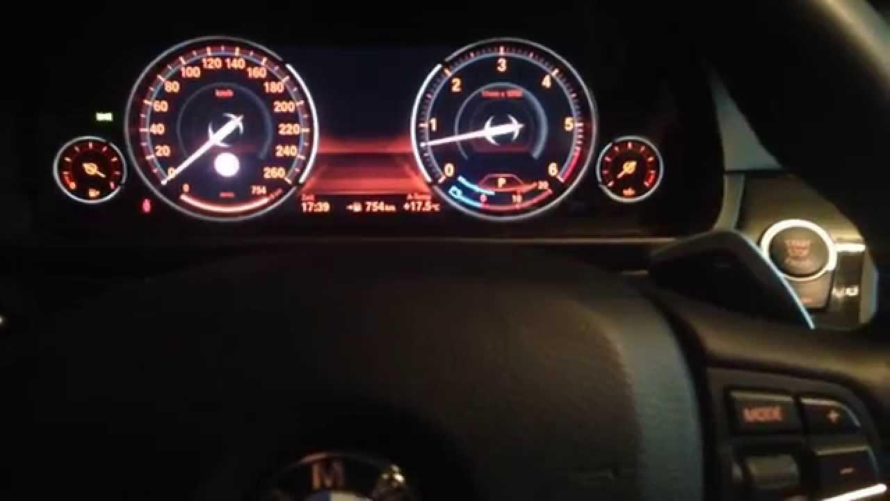 Bmw 530 X Drive F10 Dijital G 246 Sterge Ibre Ve Ic Tasarim