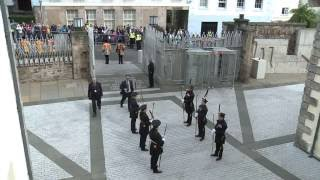 Complete Opening Ceremony 2016 - Scottish Parliament: 2nd July 2016