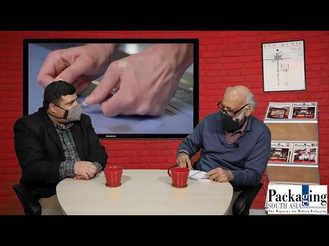 Karan Talwar interviewed by Naresh Khanna on 23 December 2020.