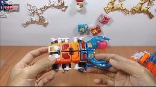siêu nhân cuồng phong robot bọ hung megazord power ranger toy for kids đồ chơi trẻ em