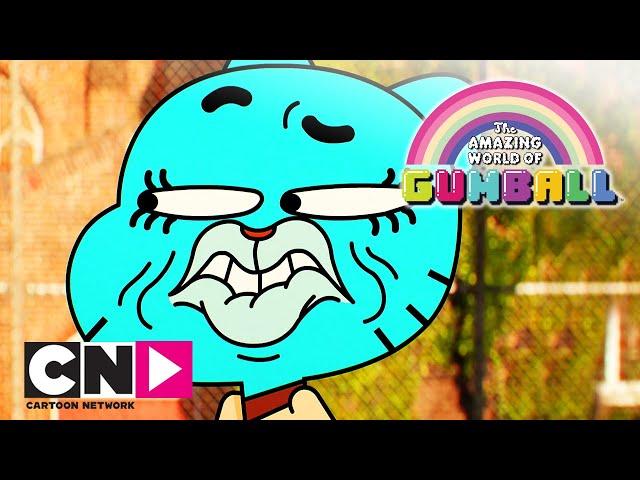 De Wonderlijke Wereld van Gumball | De nepvrouw | Cartoon Network