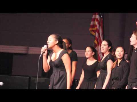 Beverly Hills High School Madrigal 2015
