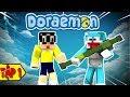 Minecraft Doremon Chú Mèo Máy Đến Từ Tương Lai (Bựa) Tập 1 - Gậy Thông Cống