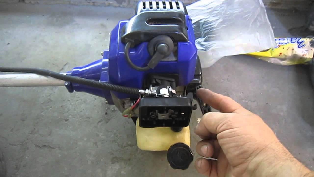 Ремонт поршневой мотокосы своими руками фото 179
