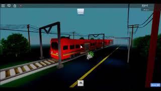 Playing Train Simulator on Roblox #2