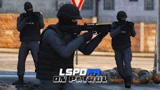 LSPDFR - Day 299 - Terrorist Alley Attack