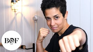 How Lina Khalifeh is Empowering Women Through Self-Defence | BoFVOICES 2019