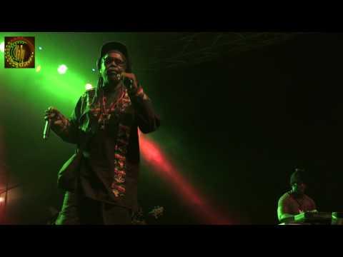 CULTURAL REGGAE VIBEZ 2017 -    Macka B