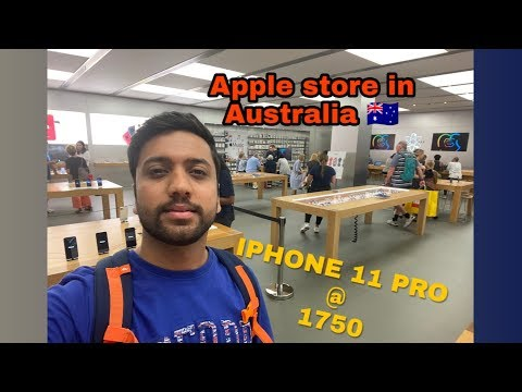 BUYING AN IPHONE 11 PRO IN AUSTRALIA? 🇦🇺 #Vlog16