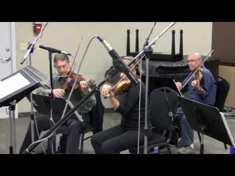 UCLA Extension Film Scoring classes - Chris Tedesco - Trumpet & Musician contractor