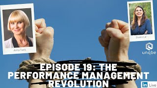 Future of Work Show, Ep. 19: The Performance Management Revolution
