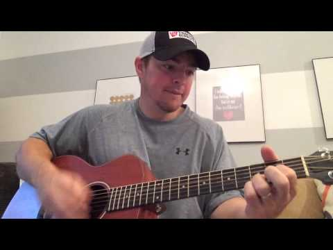 Song of the South - Alabama (Beginner Guitar Lesson)