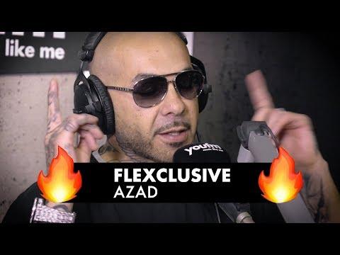 FlexFM - FLEXclusive Cypher 59 (AZAD) on YouTube