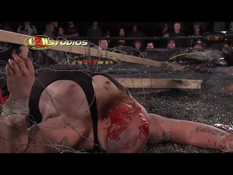 CZW | Brandon Kirk sends Matt Tremont to Hell